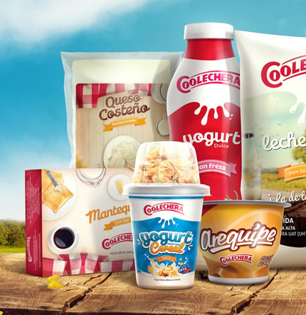 Coolechera - Branding en Barranquilla - Packaging en Barranquilla - Ilustración en Barranquilla - Campaña Digital en Barranquilla - Agencia de Publicidad en Barranquilla Ikonozu