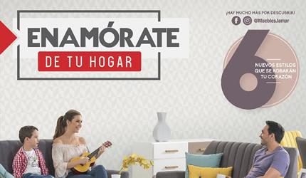 Muebles Jamar - Branding - Campaña Digital