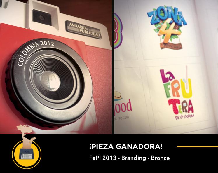 Branding Barranquilla - Fepi 2013 - Zona 4